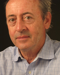 Billy Collins photo by Curt Richter