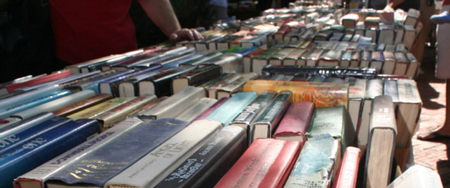 Palm Garden Book Sale