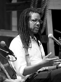 Colson Whitehead at the Key West Literary Seminar