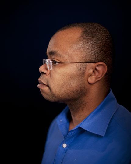 Dexter Palmer. Photo by Curt Richter.