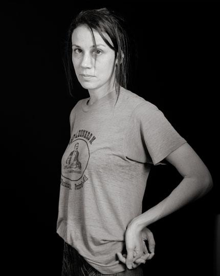 Rivka Galchen. Photo by Curt Richter.