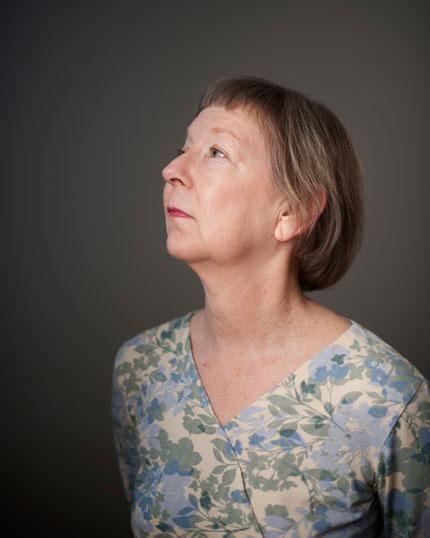 Valerie Martin. Photo by Curt Richter.