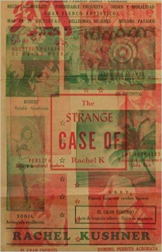 The Strange Case of Rachel K book cover