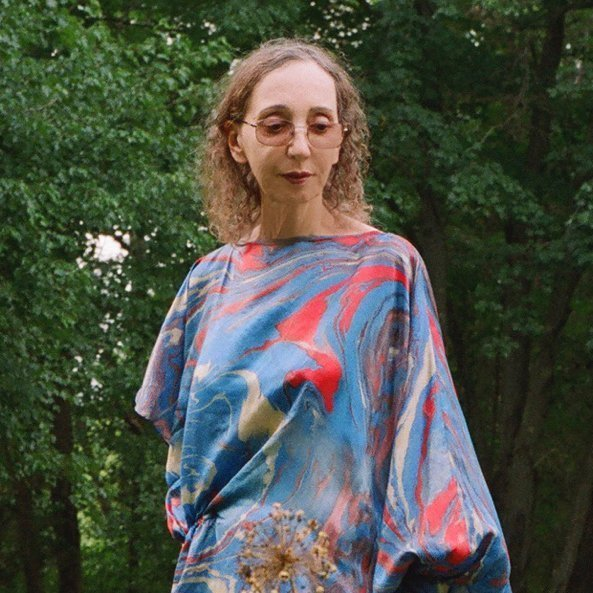 Joyce Carol Oates, photo by Beth Garrabrant/Brydges Mackinney Agency