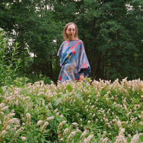 Joyce Carol Oates, photo by Beth Garrabrant/Brydges Mackinney Agency