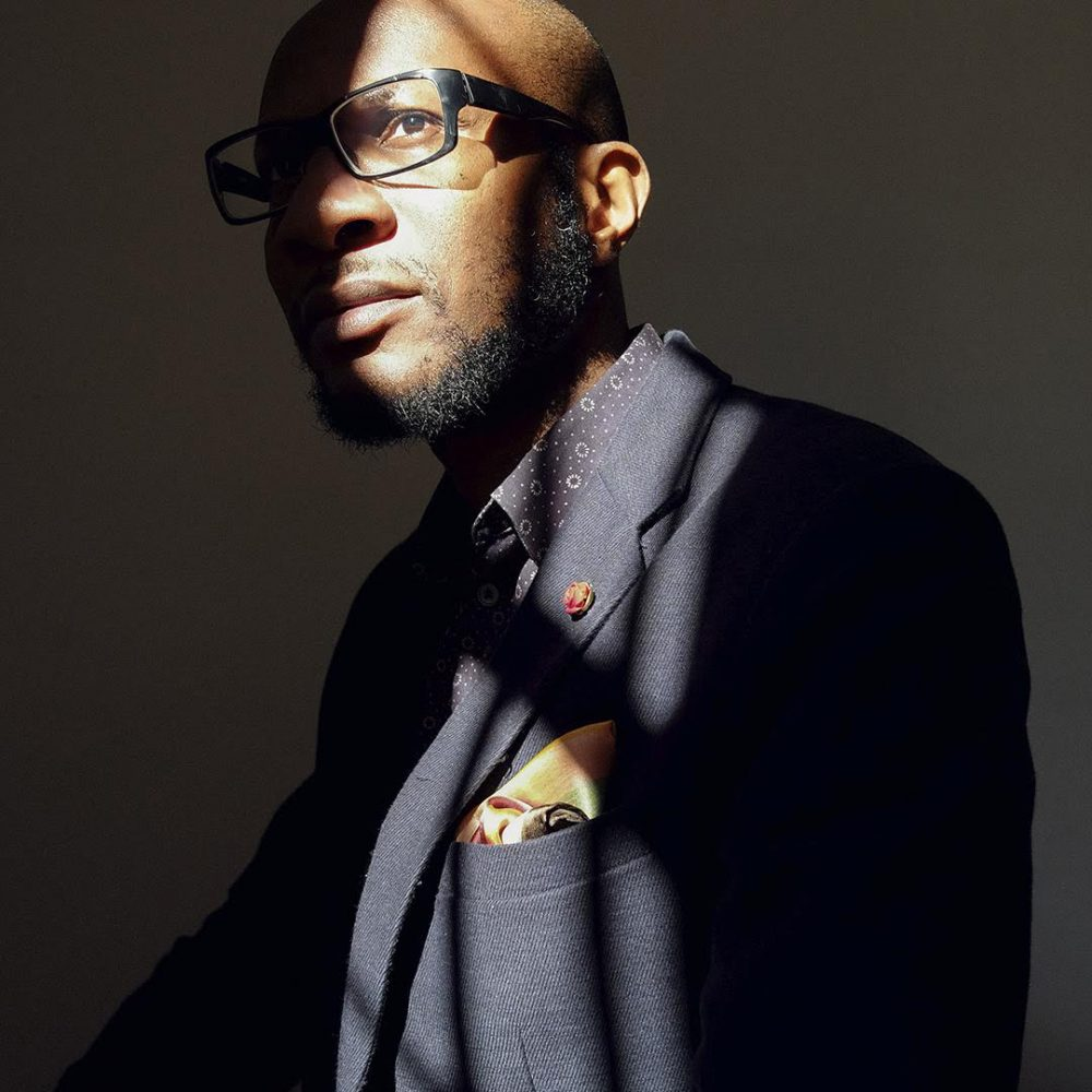 Teju Cole, photo by Christopher Anderson/ Magnum Photos