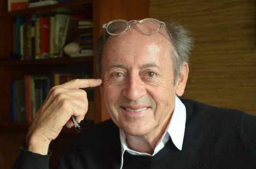 Billy Collins, photo by Suzannah Gilman