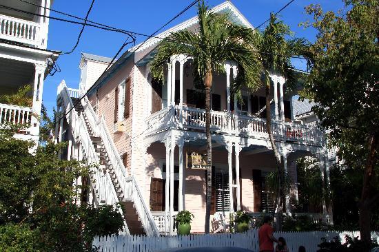 Key West Gay Bed Breakfast Clothing Optional