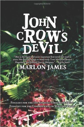 John Crow's Devil by Marlon James