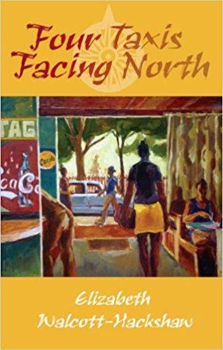 Four Taxis Facing North by Elizabeth Walcott-Hackshaw