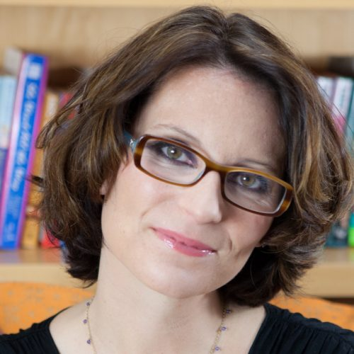 Meg Cabot, photo by Lisa De Tullio Russell