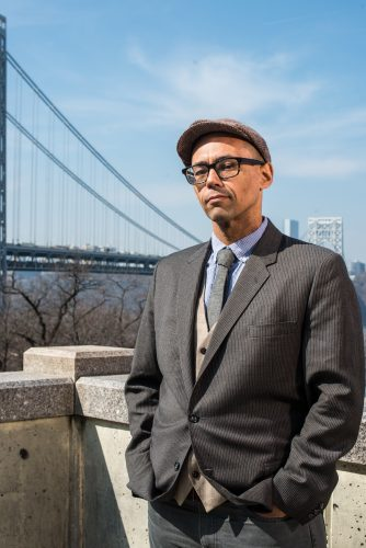 Victor LaValle, photo by Teddy Wolff