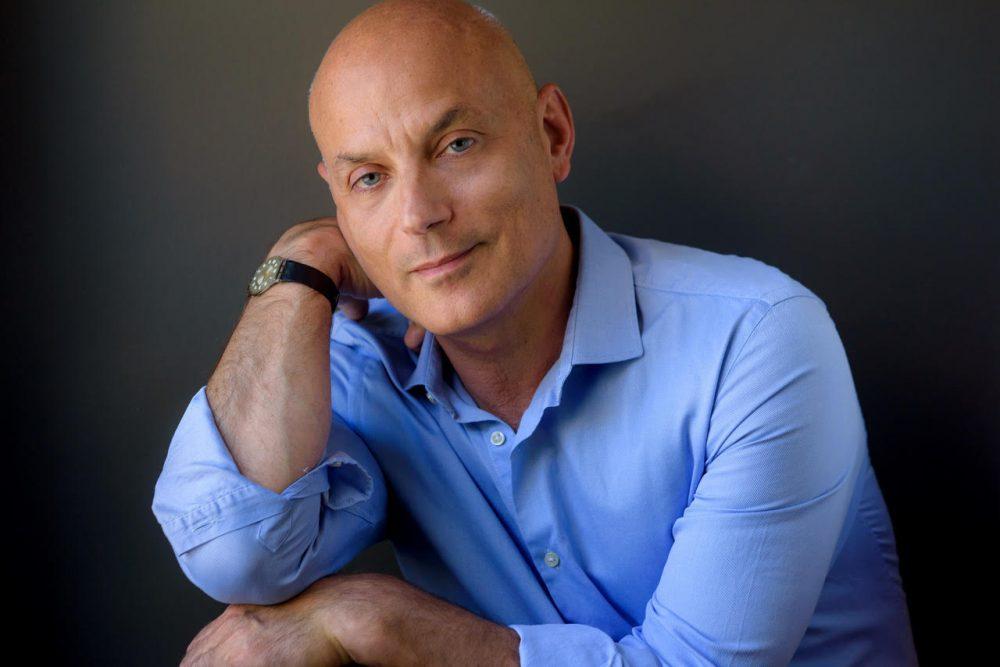 Daniel Mendelsohn, photo by Matt Mendelsohn