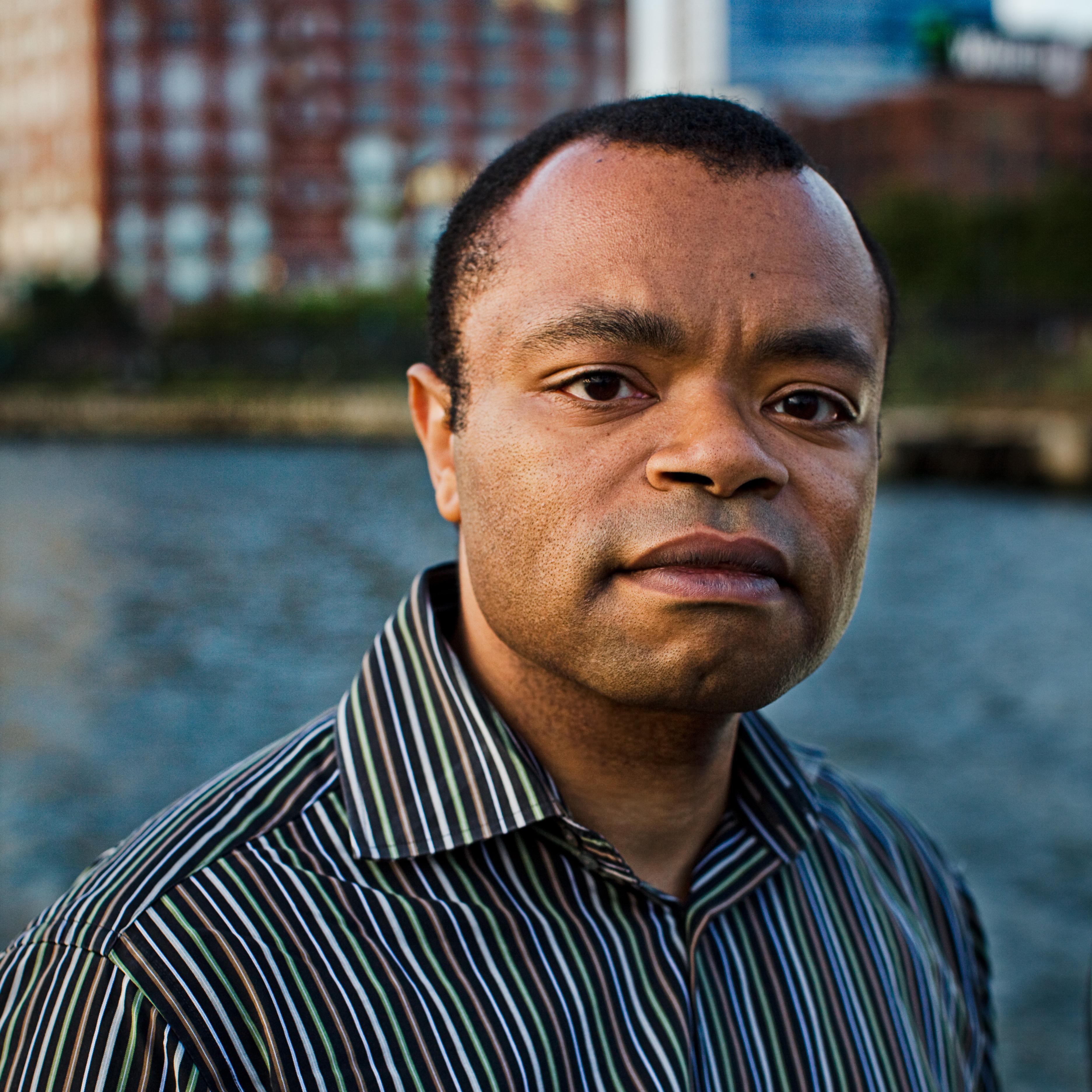 Dexter Palmer, photo by Bill Wadman