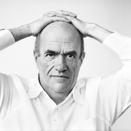 Colm Tóibín photo by Brigitte Lacombe