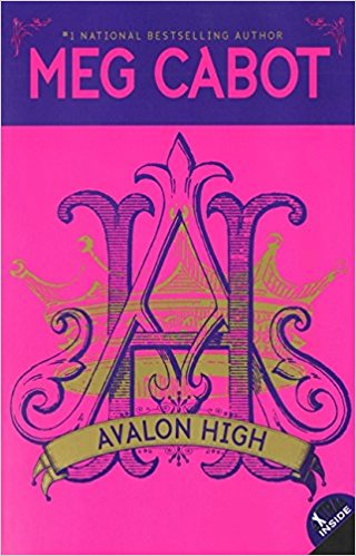 Avalon High by Meg Cabot