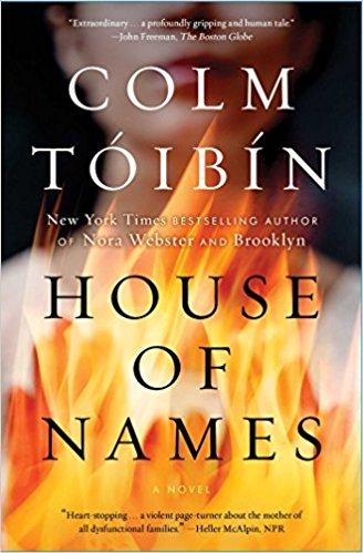 House of Names by Colm Tóibín