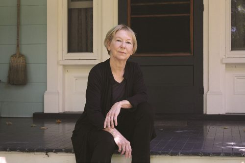 Valerie Martin, photo by Michael Lionstar