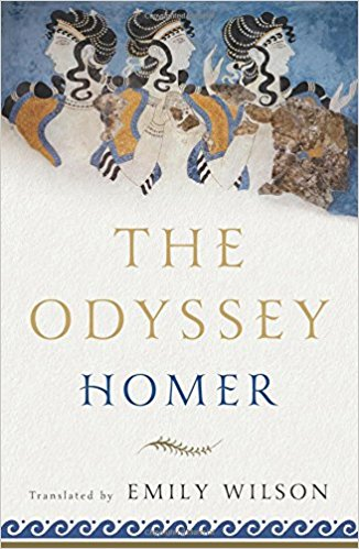 The Odyssey, translated by Emily Wilson