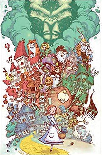 Oz Omnibus by Eric Shanower & Skottie Young