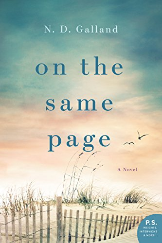 On the Same Page by N.D. Galland