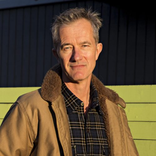 Geoff Dyer, photo by Matt Stuart