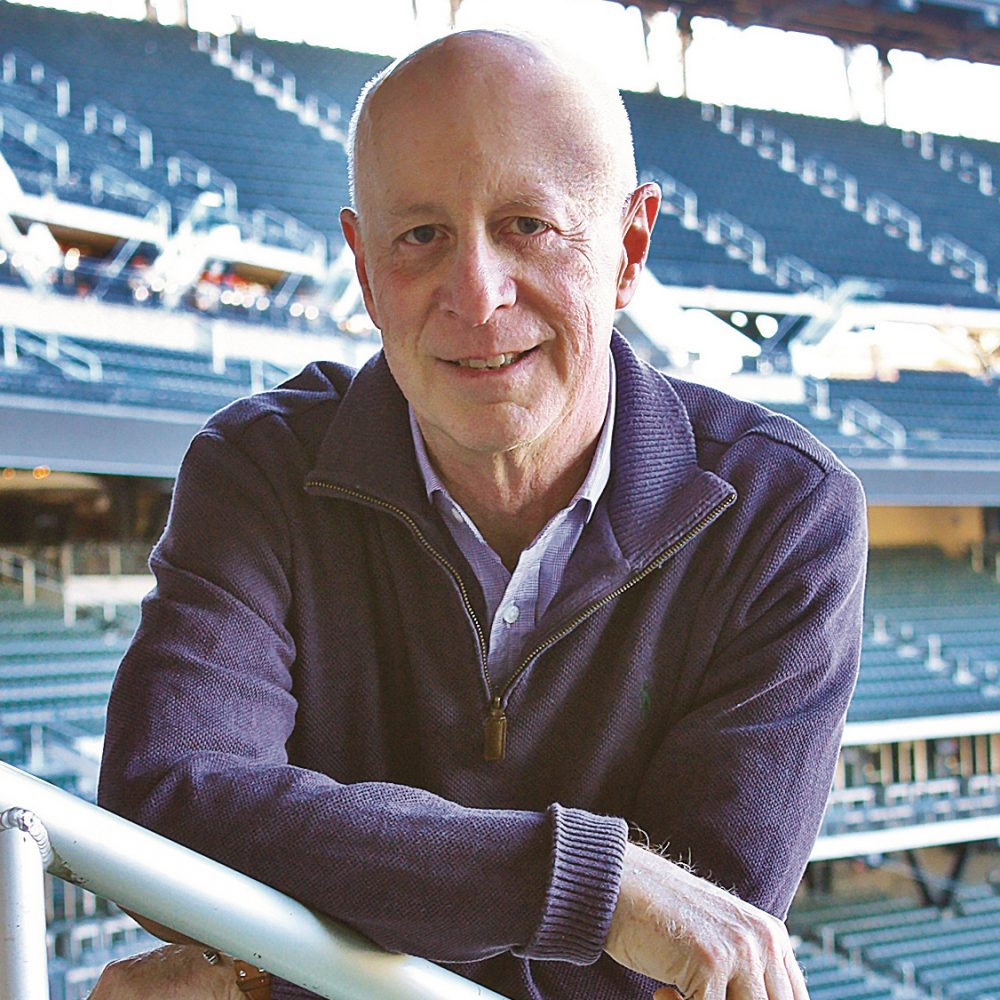 Paul Goldberger, photo by Michael Lionstar