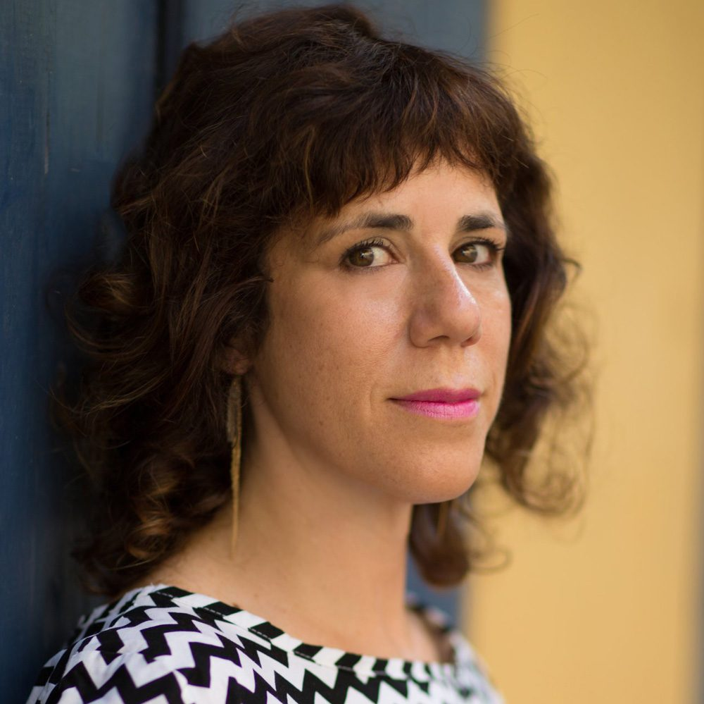 Jami Attenberg, photo by Zack Smith Photography