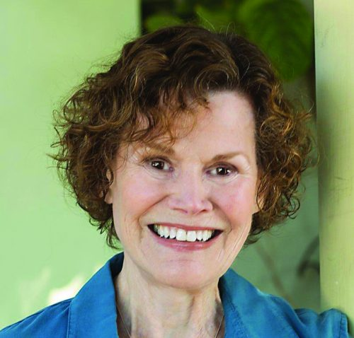 Judy Blume, photo by Elena Seibert