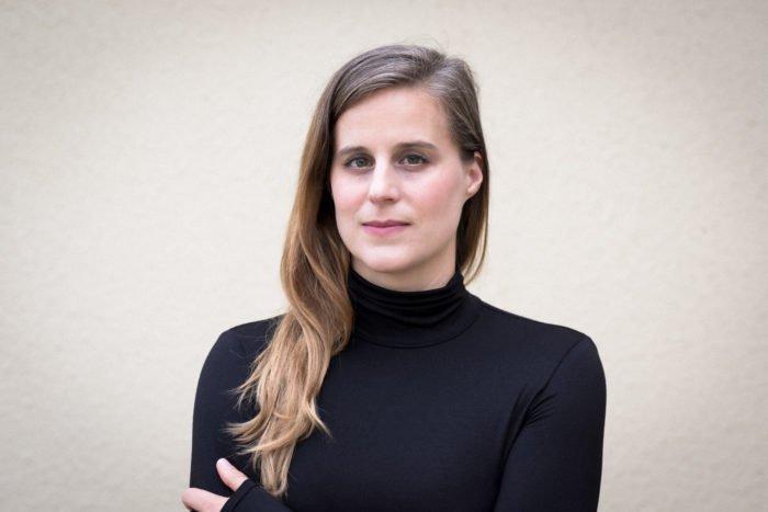 Lauren Groff, photo by Eli Sinkus